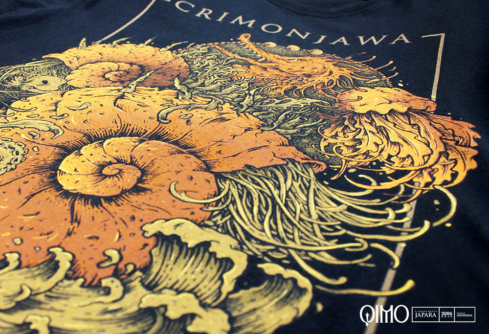 Distro Souvenir Kaos qimojapara, Souvenir Khas Karimunjawa Jepara merchandise