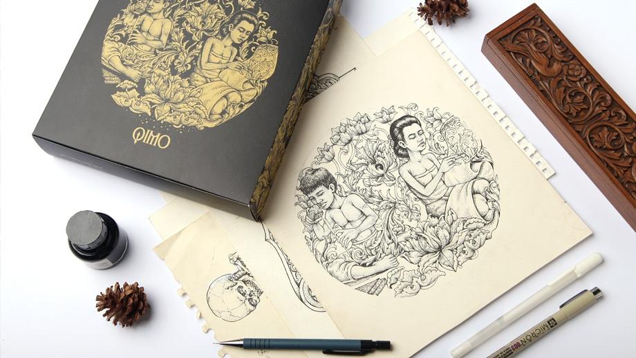 Desain-Kreatif-Souvenir-oleh-oleh-kaos-khas-qimoJapara-Jepara-